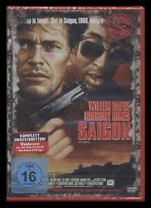 DVD SAIGON - OFF LIMITS - ACTION CULT UNCUT - WILLEM DAFOE + GREGORY HINES * NEU