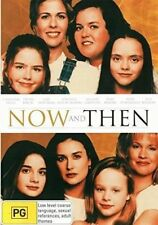 NOW AND THEN (Demi Moore, Christina Ricci)  - DVD - UK Compatible -sealed