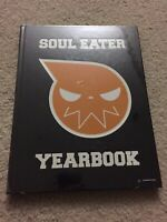 Soul Eater: The Complete Series bluray limited collector's edition yearbook NEW!