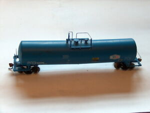 HO Walthers Union Tank Funnel Flow Tank Car 641696 kit # 932-5212 kadees
