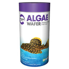 Pisces Algae Wafers 45g Discs Fish Food Tropical Aquarium Tank Bottom Feeder