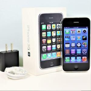 Apple iPhone 3GS (AT&T) 32GB White, In Box 1st Appearance - GSM 3G - Model A1303