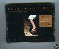 DOUBLE CASSETTE TAPE NEW FLEETWOOD MAC SELECTIONS FROM 25 YEARS THE CHAIN