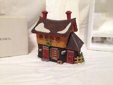 Dept 56 Heritage New England Village, 1990 Ichabod Crane's Cottage , 5954-4