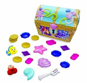 NEW!!! Disney Store The Little Mermaid - Ariel Dive Chest Play Set (NEW IN BOX)