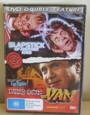 DVD :  DOUBLE FEATURE - SLAPSTICK of ANOTHER KIND & THE VAN - M