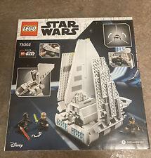 LEGO Star Wars Imperial Shuttle (Id: 75302 / NIB)