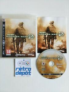Call of Duty: Modern Warfare 2 / Playstation 3 / PS3 / PAL / FR
