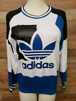 Adidas Run Baggy Sweater AJ8844 White Women's Shirt Size: XS New With Tags
