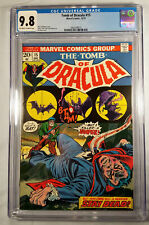 Tomb Of Dracula #15 - Off White to White Pages CGC 9.8 NM/MT
