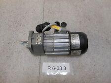 Dunkermotoren DR62.0X40-2 Gear Motor Transmission ZG80 RPM 70/83 400V