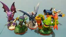 Lot of 5 Skylander Giants Activision Figures Xbox One Skylanders
