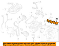 FORD OEM 00-04 Focus Engine Parts-Intake Manifold Gasket YS4Z9H486CA