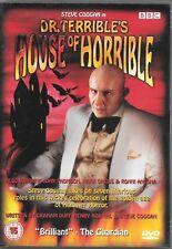 Dr. Terrible's House of Horrible (PAL UK Import DVD) Matt Lipsey HAMMER!