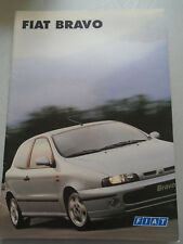 Fiat Bravo range brochure Feb 1997