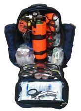 Dixie Ems Ultimate Pro Trauma O2 First Responder Medic Oxygen Backpack Denier