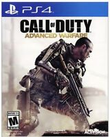 Call of Duty: Advanced Warfare Ps4 Playstation 4 Game Disc Only 59m