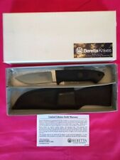 Beretta Moki R.W. Loveless Zytel Drop Point Hunter Knife