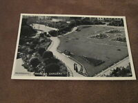 Real Photographic postcard - Madeira Gardens - Ramsgate - Thanet Kent