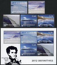 Ross Dependency 2012 antartico paesaggi Antarctic Landscapes ghiacciai MNH