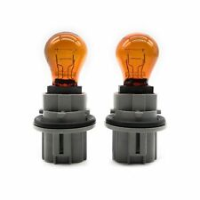 2x OEM Honda Accord Odyssey Turn Signal Light Bulb Socket Corner Parking Flasher