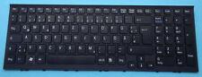 TASTIERA Sony VAIO VPCEH 3k1e/w VPCEH 2m1e VPCEH 1e/b VPCEH con cornice Keyboard Taglia