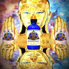 ORMUS GOLD 8 oz (Anti-Aging, Chi Energy Enhancer, Potent, Condensed) Liquid ॐ OM
