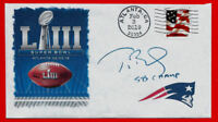 Super Bowl LIII 53 Limited Edition Tom Brady Commemorative Envelope *1393