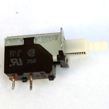 Alps power switch SDL1P TV-3 White Button