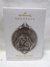 2012 Hallmark Keepsake Ornament Mother and Child