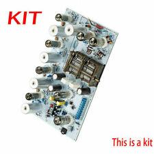 Nostalgic Vacuum Tube FM Radio Wireless Audio Stereo Receiver DIY Kit