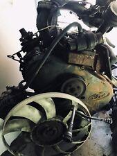 Ford Transit Mk5 Smiley 2.5d Banana Engine