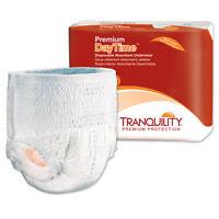 Tranquility Premium DayTime Adult Underwear Brief, MEDIUM, 2105 - Case of 72