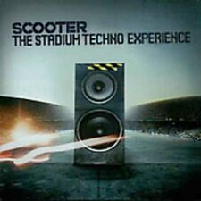 Scooter / The Techno Stadium Experience  *NEW* CD