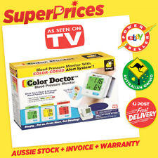 COLOR DOCTOR◉BLOOD PRESSURE MONITOR◉ACCURATE COLOUR READING◉CASE◉AS SEEN ON TV◉