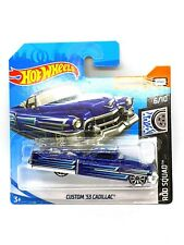 1:64 Hot Wheels Custom 1953 '53 Cadillac Kids Diecast Toy Cars Vehicle Rod Squad