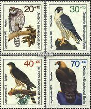 Berlin (West) 442-445 (kompl.Ausgabe) postfrisch 1973 Jugendmarken Greifvögel EU