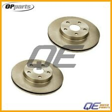 2 Front Toyota Celica 1989 1990 1991 GT GTS 2.2L 5S FE Disc Brake Rotor 40551134