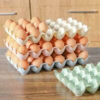 24Grids Ei Aufbewahrungskoffer Halter Box Eier Container Tablett Für Kühlsc Q1S0