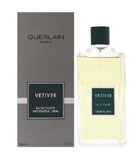 VETIVER BY GUERLAIN  EAU DE TOILETTE SPRAY 6.7 oz / 200 ml FOR MEN BRAND NEW