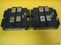Two (2) EUPEC FZ 800 R 16 KF4 POWERBLOCK MODULE