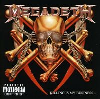 Megadeth - Killing Is My Business [New CD] Remix
