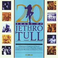 Jethro Tull - 20 Years Of  ... CD Chrysalis CCD 1655 --- Locomotive Breath