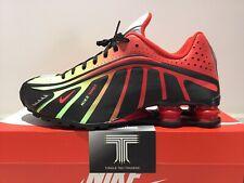 Nike Shox R4  Neymar Jr ~ BV1387 001  ~ Uk Size 6 ~ Euro 39