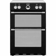 Stoves Sterling600MFTi Free Standing Electric Cooker with Induction Hob 60cm