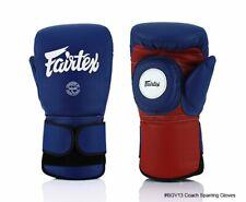 Fairtex Coach Sparring Gloves - Bgv13