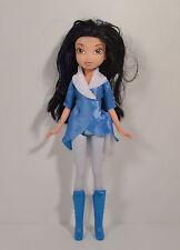 """2010 Silvermist Water Fairy 9.5"""" Jakks Action Figure Doll Tinker Bell Fairies"""