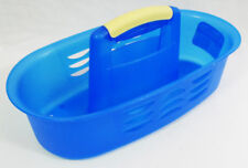 Sterilite Plastic Cleaning Supply Utility Caddy