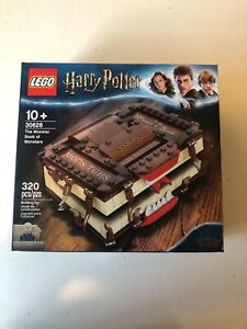 Lego Harry Potter The Monster Book Of Monsters 30628 RARE, UNOPENED **IN Hand**