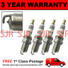 4X DOUBLE IRIDIUM SPARK PLUGS FOR FORD ESCORT VII RS 2000 4X4 1995-1996